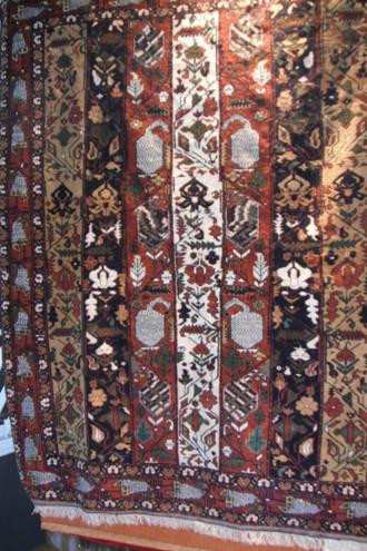 Shirazi Single Knot 165x133 cm BT 13/ 30