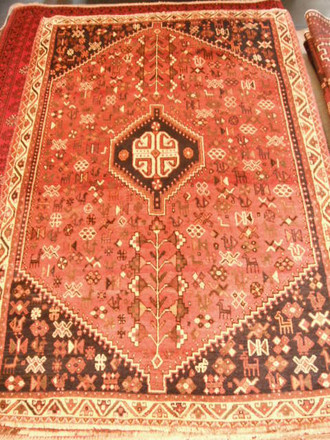 Persian Shiraz 263x169 cm NH 224/ 48