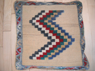 Turkish Gabbeh 45x45 cm NE 75/ 97