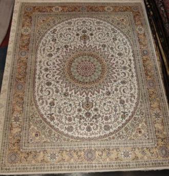 Hereke silk 305 x 244 cm nd66/72