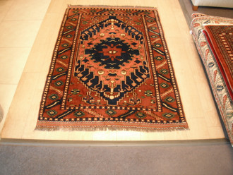 Afghan Veg Dye 143x99 cm FV 543/10