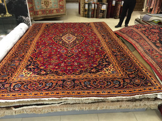 Iranian Mixed Kashan  343x245 cm NJ 210/ 62