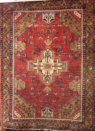 Iranian Hamadan 165x125 cm NJ 210/ 123