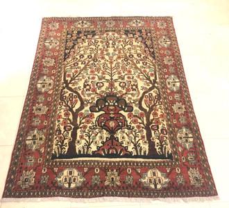 iranian Isfahan 195 x 145 cm NK 204/ 9