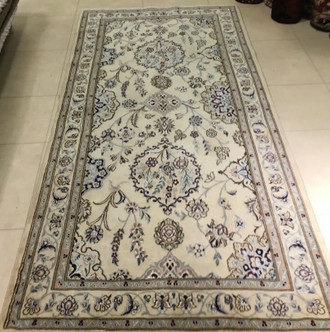 Iranian Nain 220x107 cm NK 204/ 22