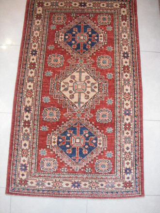 Afghan Kazak 136 x 81 cmNG 25/ 168