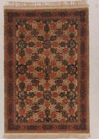 Antique Indian Kashmir 120x 80 cm