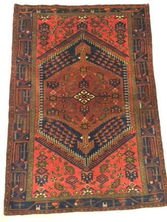 Persian Hamadan 185x131 cm NH 216/10