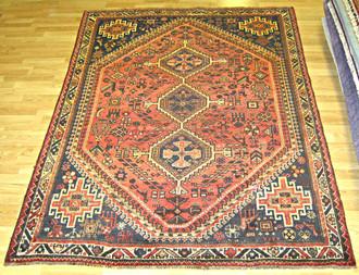 Shiraz  212 X 160cm  Nj200/19
