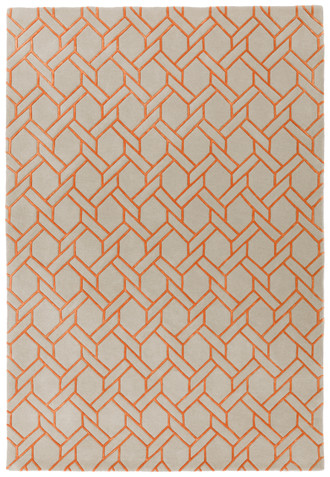 Nexus Fine Lines Silver Orange