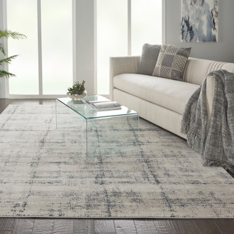 Rustic Textures RUS06 Ivory Blue
