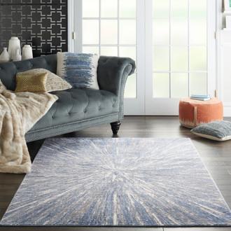 Silky Textures SLY05 Blue Grey