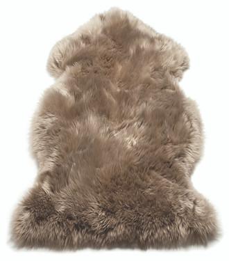 Sheepskin Taupe
