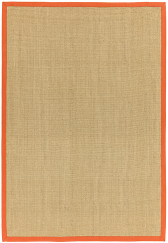 Sisal Linen Orange