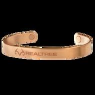 Sabona Realtree Brushed Copper Wristband