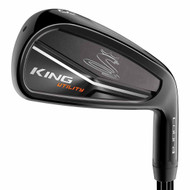 Cobra King Black Utility Irons