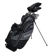 Callaway Womens Solaire Sport 11 Piece Golf Black Set