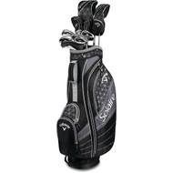 Callaway Womens Solaire Petite 11 Piece Golf Black Set