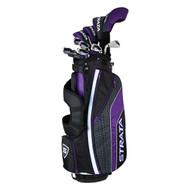 Callaway Strata Ultimate 16 Piece Womens Golf Set