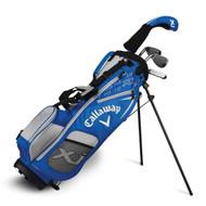 Callaway XJ-1 4 Piece Junior Golf Set - Blue