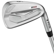 Ping S55 Individual Irons and Wedges