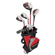 Wilson Profile Junior Red Small Golf Set