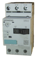 Siemens 3RV1011-1GA10 Manual Motor Protector