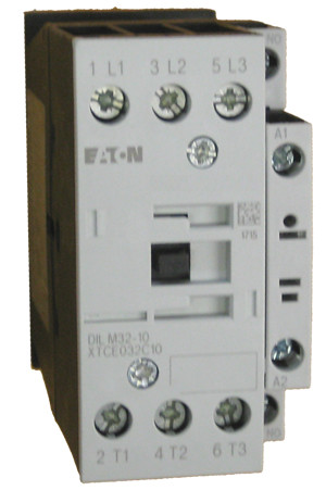 Eaton Xtce032c10 32 Contactor With An Ac Coil. Wiring. Eaton Motor Starter Wiring Diagram 230v 100a At Scoala.co