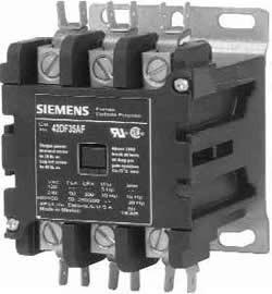 furnas 42cf15ag 40 amp definite purpose contactor Goodman Electric Heat Strip Wiring-Diagram