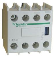 Schneider Electric LC1D09BD 24 volt DC contactor | 3 pole on