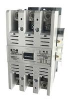 Eaton C25HNE3120 3 pole 120 AMP contactor