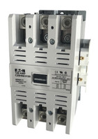 Eaton C25HNE3120A 3 pole 120 AMP contactor