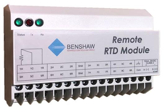 Benshaw SPR-100P 400024-01 RTD Module