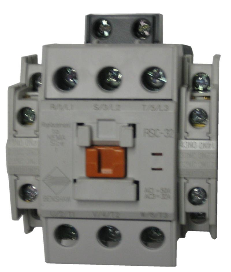 Benshaw RSC-32-6AC480 contactor