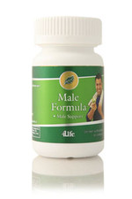 "Male Formula (30 capsules)""Free Shipping & Tax"""