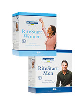 4Life Rite Start  men and women 30 pack each Box