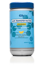 "4Life Transfer Factor Chewable Tri-Factor  ""Free Shipping & Tax"""