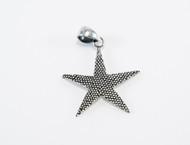 Starfish Balinese Pendant