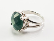 Faceted Jade