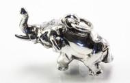 Small Elephant Charm Pendant
