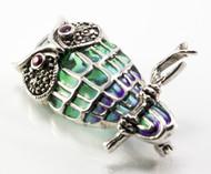 Owl Enamel Pin/Pendant