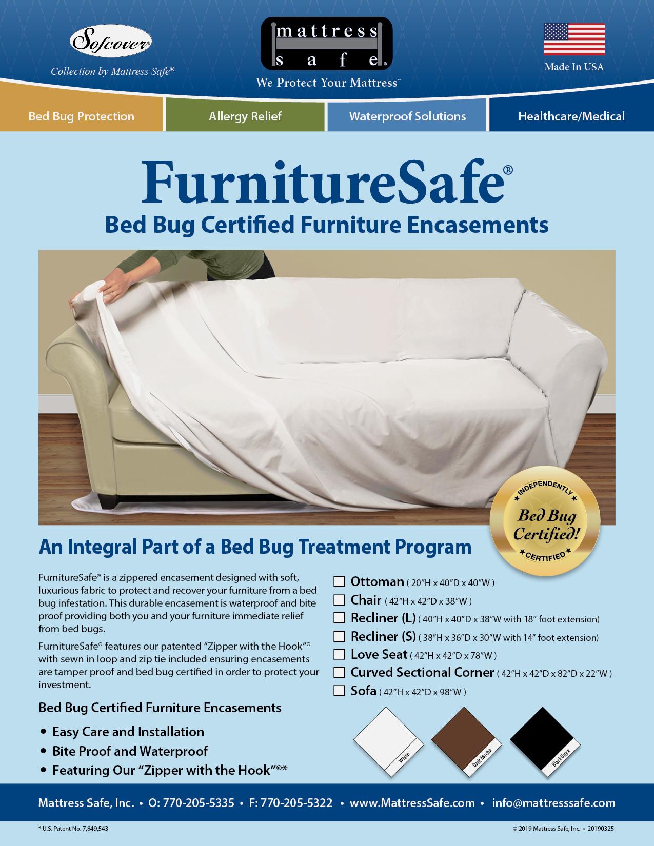 Furniture Safe Flyer