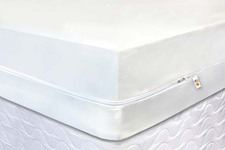 Ultimate Mattress Encasement - Bed Bug Certified, Allergy, Waterproof and Stain Protection for your Mattress