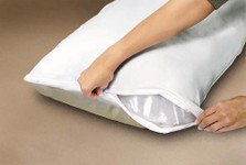 PillowSafe Pillow Protector - Allergy, Waterproof and Stain Protection for Pillows