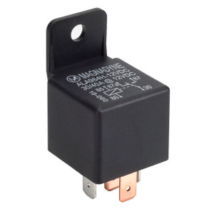 Magnadyne ALA984H | 40 Amp SPDT Mini 5-Pin Relay - Full View