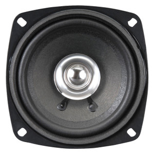 "Magnadyne AS590B | 4"" Dual Cone Speaker - Front View"