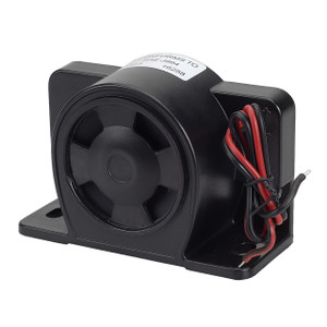 Magnadyne BU2000CW-107 | 107dB Waterproof Backup Siren - 3/4 View