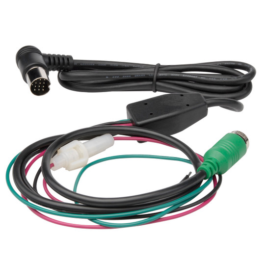 Magnadyne CAM-HAR1-REAR | M3-LCD/M4-LCD Rear Camera Connection Harness - Full View