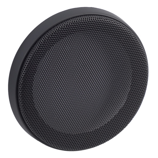 Magnadyne LS1SM-GB | Plastic Grill with Metal Mesh (Black) - 3/4 View