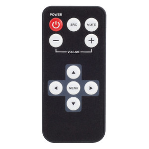 Magnadyne RC130C | Replacement Remote Control for Mobilevision M130C Backup Monitor - Front View